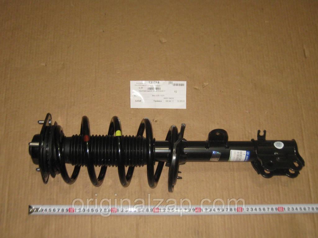 Амортизатор передний (пр-во SsangYong) 4430134202