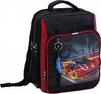"""Рюкзак школьный ортопедический Bagland """"Car', фото 1"""