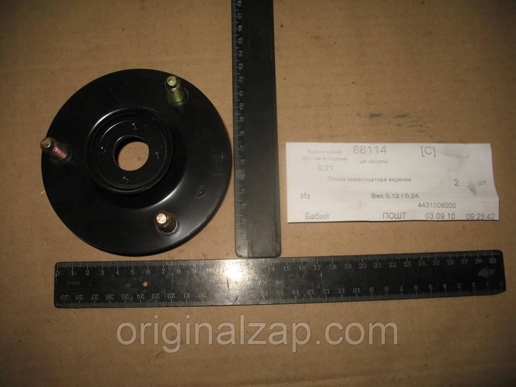 Опора амортизатора верхняя (пр-во SsangYong) 4431508000