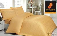Бамбуковое постельное белье семейное Mariposa de luxe Tencel жаккард NATURAL LIFE GOLD V6
