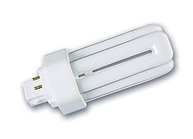 Лампа OSRAM DULUX T/E 13W/827 PLUS GX24q-1