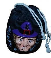 Мешок смеха, декор на Хэллоуин