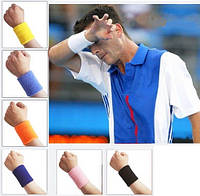 Браслет - повязка для спорта; защита, бадминтон, теннис