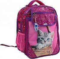 """Рюкзак школьный ортопедический Bagland """"Cat 2', фото 1"""