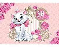 Кошечка Marie 2 Вафельная картинка