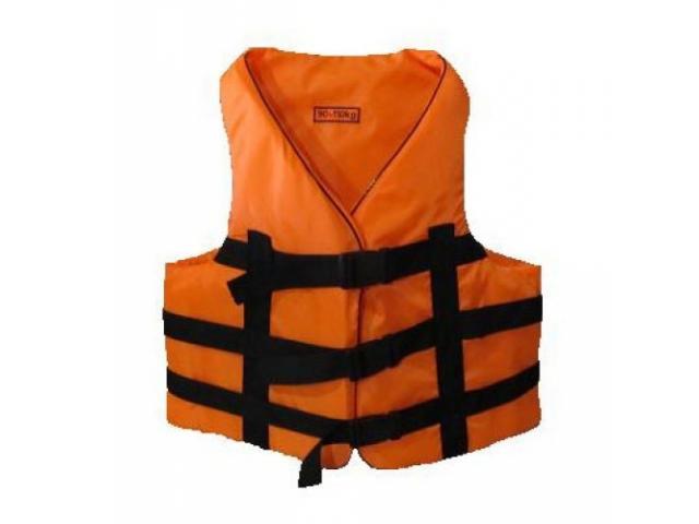 Спасательный жилет ANT одноцветный 90-110кг