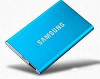 Портативный аккумулятор Power Bank Samsung 20000 mAh тонкий