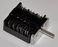 Переключатель режимов духовки и мощности конфорок EGO 46.27266.500 для электроплит Indesit / Ariston и мн. др.