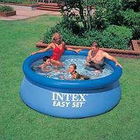 Надувной бассейн Intex 244х76 см