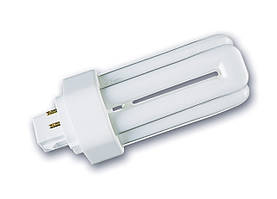 Лампа OSRAM DULUX T/E PLUS 26W/827 4P GX24q-3 (Германия)
