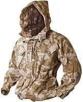 Куртка (парка) полевая с капюшоном армии Британии, камуфляж Desert DPM