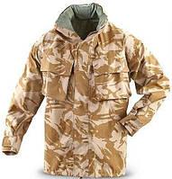 Куртка непромокаемая Gore-Tex армии Британии, камуфляж Desert DPM