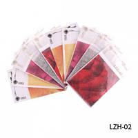 Декоративная ткань текстурная для дизайна ногтей