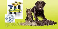 Щетка для груминга крупных собак Furminator deShedding tool Large Фурминатор Fubnimroat лезвие 10,16 см, фото 2