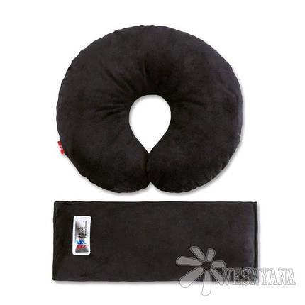 Комплект дорожный для сна Eternal Shield (черный) 4601234567862, фото 2