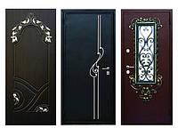 Входные квартирные бронированные двери EI 30