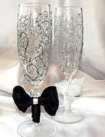 Свадебные бокалы 15, фото 1