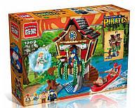 """Конструктор Brick 1309 """"Пиратская серия"""", 506 деталей"""