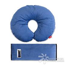 Комплект дорожный для сна Eternal Shield (синий) 4601234567879