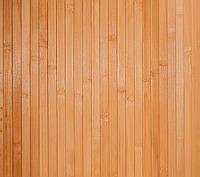 Бамбуковые обои темные 17мм, ширина 200см., фото 1