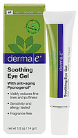 Антивозрастной успокаивающий гель для век с пикногенолом - Soothing Eye Gel With Anti-Aging Pycnogenol, 14 г