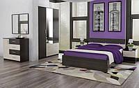 Кровать двуспальная Неаполь