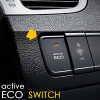 Кнопка ECO для Hyundai 2011 2012 2013 ELANTRA, фото 1