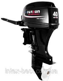 Подвесной лодочный мотор Parsun T40
