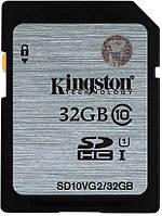 SDHC 32GB UHS-I Class 10 Kingston (SD10VG2/32GB)