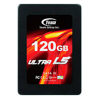 "SSD  120GB Team Ultra L5 2.5"" SATAIII MLC (T253L5120GMC101)"