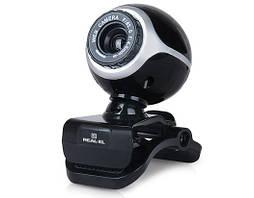 Веб-камера REAL-EL FC-100 Web UAH