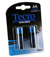 Батарейка Tecro Extra Energy Alkaline AA/LR06 BL 2 шт