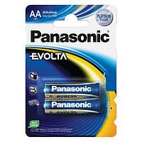БатарейкаPanasonic Evolta AA/LR06 BL 2 шт