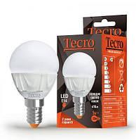 Лампа LED Tecro PRO-G45-5W-4K-E14 5W 4000K E14