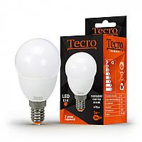 Лампа LED Tecro T-G45-5W-4K-E14 5W 4000K E14