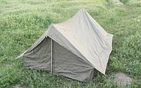 Палатка армейская 2-х местная. Италия, фото 1