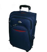 Средний дорожный чемодан на четырёх колёсах фирмы SUITCASE