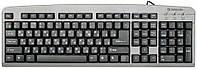 Клавиатура Defender Element HB-520 G (45523) серая USB