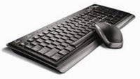 Комплект (клавиатура, мышь) беспроводной Labtec Ultra-Flat (967680-0112) Black USB