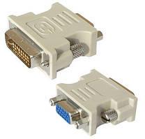Адаптер DVI-SVGA Gembird (A-DVI-VGA)