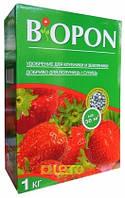 Биопон Удобрение гранулированное для клубники