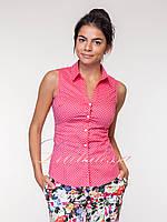 Малиновая Блузка американка, фото 1