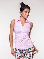 Розовая Блузка американка, фото 1