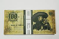 Деньги сувенирные пиратские