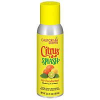 Ароматизатор California Scents Citrus Splash (CS-3.4 OZ)