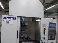 Вертикальный фрезерный обрабатывающий центр ALZMETALL BAZ 15