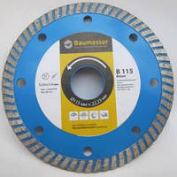 Алмазный диск для резки бетона Baumesser Beton Turbo 115x2,4x7x22,23