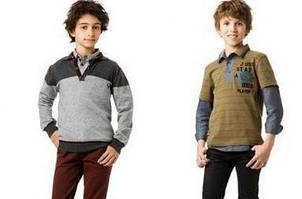 Пайты, толстовки, светри, гольфи, кардигани і реглани для хлопчиків