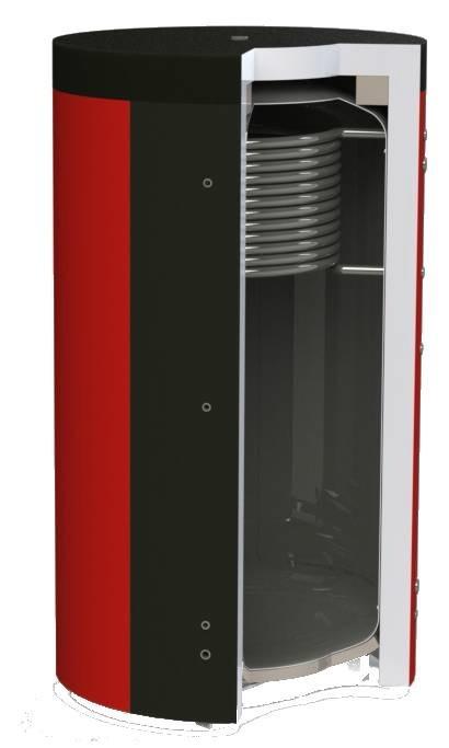 Бак аккумулятор (теплоаккумулятор) для отопительных котлов KHT EA-10-800