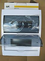 Бокс навесной ЩРН-П 24 модулей пластиковий IP40 ІЕК